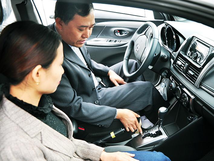 học bằng lái xe b1 số tự động