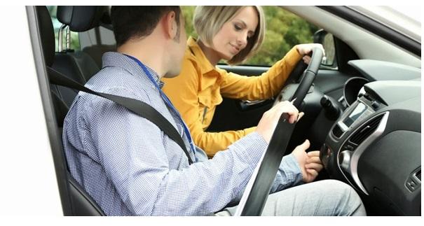 các bước học lái xe ô tô cho người mới bắt đầu